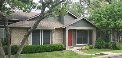 Austin Condo/Townhouse For Sale: 1015 E Yager Ln #199
