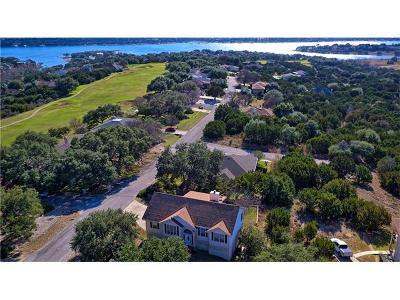 Lago Vista Single Family Home For Sale: 20701 Harding Cv