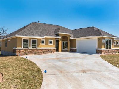 Bastrop Single Family Home For Sale: 109 McCoy Cir