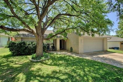 Travis County, Williamson County Single Family Home For Sale: 4613 Sidereal Dr