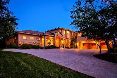 Austin TX Single Family Home For Sale: $1,550,000
