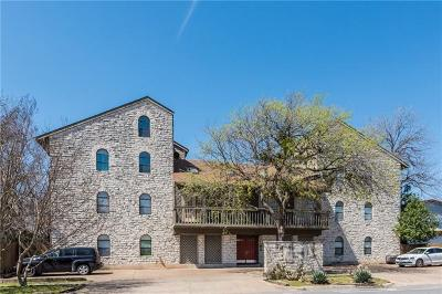 Austin Condo/Townhouse For Sale: 3506 Speedway #204