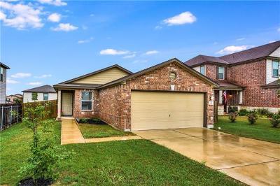Kyle Single Family Home For Sale: 170 Cushman Dr