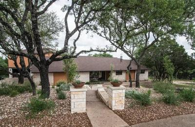 Wimberley Single Family Home For Sale: 425 Hill Country Trl