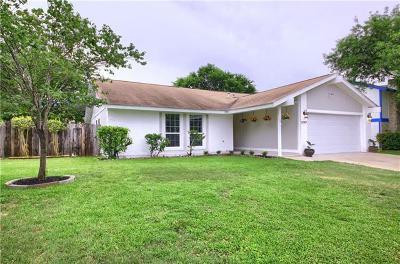 Austin Single Family Home For Sale: 12907 Turkey Run