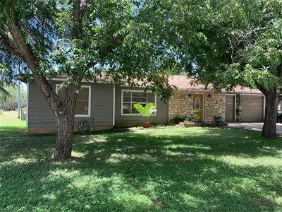 Burnet Single Family Home For Sale: 720 N West St