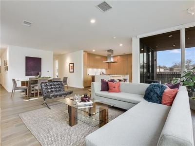 Hays County, Travis County, Williamson County Condo/Townhouse For Sale: 1010 W 10th St #102