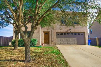 Pflugerville Single Family Home For Sale: 1015 Skylark Hill Ln