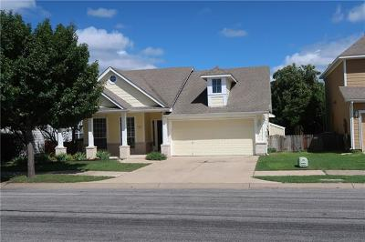 Georgetown Single Family Home For Sale: 118 Summers Grn