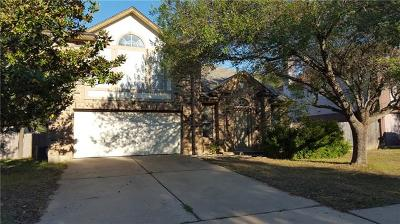 Cedar Park Rental For Rent: 2805 Aster Pass