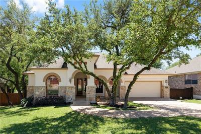 Cedar Park Single Family Home For Sale: 4002 Avery Woods Ln