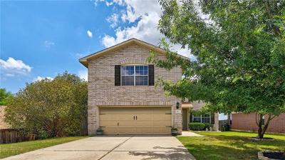 Jarrell Single Family Home For Sale: 612 Copper Ct