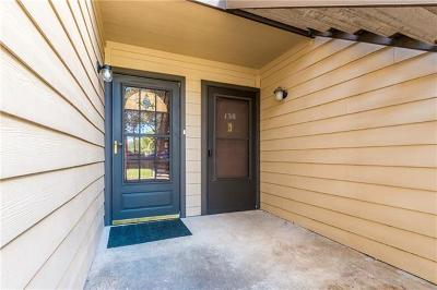 Austin Condo/Townhouse For Sale: 4159 Steck Ave #139
