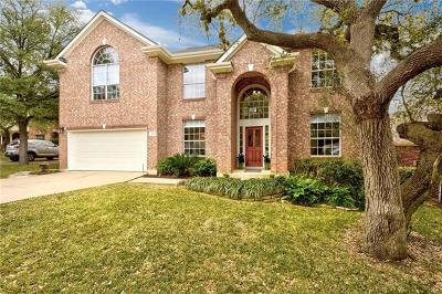 Austin Single Family Home Pending - Taking Backups: 11315 Pompey Ct