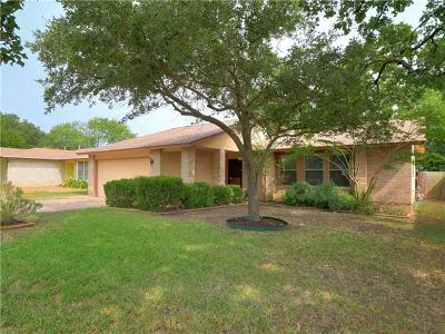 Single Family Home For Sale: 11208 Amethyst Trl