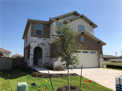 Round Rock Single Family Home For Sale: 3560 Pauling Loop