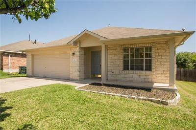 Kyle Single Family Home For Sale: 211 Bluestem St