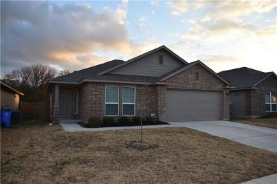 Seguin Single Family Home For Sale: 1509 Gateshead Dr