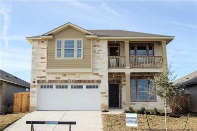San Marcos Single Family Home For Sale: 120 Sage Meadows Dr