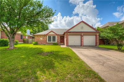 Single Family Home For Sale: 12501 Fallen Tower Ln