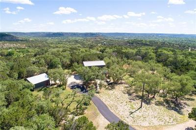 Wimberley Single Family Home For Sale: 222 Box Canyon Rd