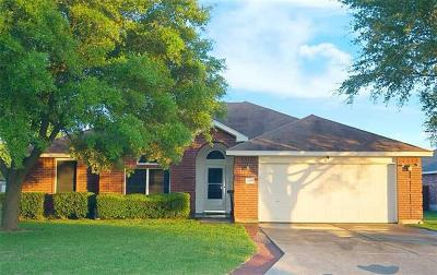 Taylor Single Family Home Pending - Taking Backups: 1505 Sherry Dr