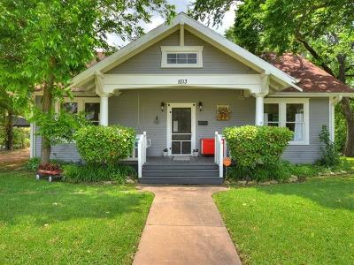 Taylor Single Family Home For Sale: 1013 W 7th St