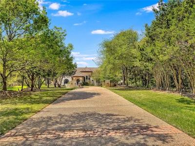 Menard County, Val Verde County, Real County, Bandera County, Gonzales County, Fayette County, Bastrop County, Travis County, Williamson County, Burnet County, Llano County, Mason County, Kerr County, Blanco County, Gillespie County Single Family Home For Sale: 7829 Escala Dr