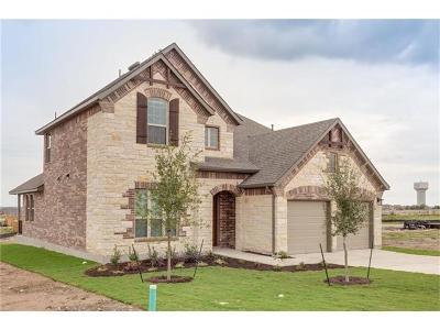 Round Rock Single Family Home For Sale: 5905 Bucine Cv