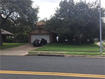 Single Family Home For Sale: 7119 Dallas Dr