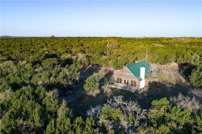 Dripping Springs Farm For Sale: 200 Rocky Creek Rd