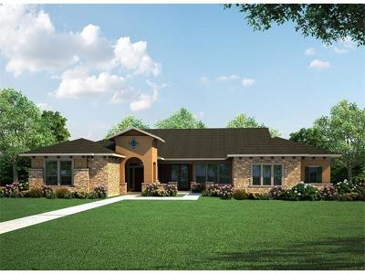 Round Rock Single Family Home Pending: 3021 Alton Pl