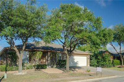 Pflugerville Single Family Home For Sale: 1029 Lanark Loop