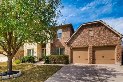 Hutto Single Family Home For Sale: 629 Wiltshire Dr