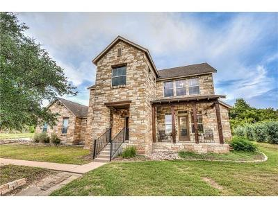 Leander Single Family Home For Sale: 1413 Mirador