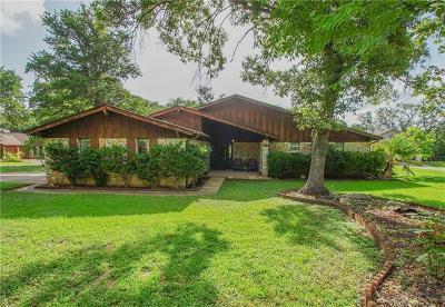 Buda Single Family Home Pending - Taking Backups: 402 Pine Siskin Dr