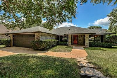 Austin Single Family Home For Sale: 8101 Bounty Trl