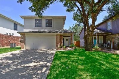 Austin Single Family Home For Sale: 1308 Sir Thopas Trl