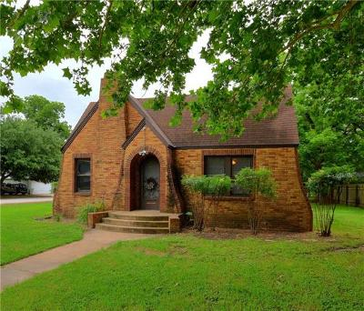 Smithville Single Family Home Pending - Taking Backups: 306 Bishop St
