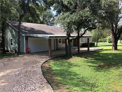 Kyle TX Single Family Home For Sale: $275,000