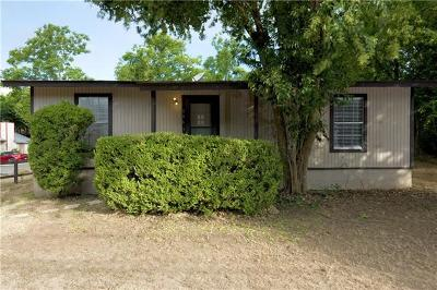 San Marcos Single Family Home For Sale: 306 Orchard St