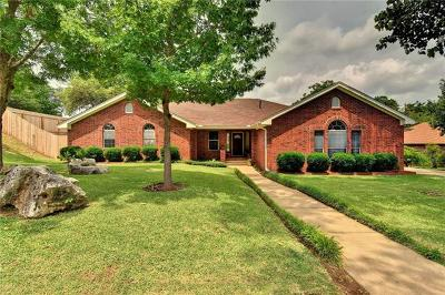 Hays County, Travis County, Williamson County Single Family Home For Sale: 6718 La Concha Pass