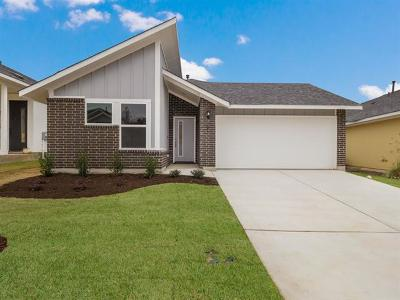 Cedar Park Single Family Home For Sale: 13701 Ronald Reagan Blvd #91