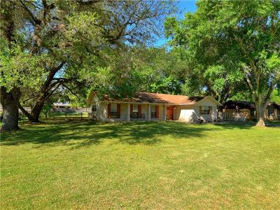 Bastrop County Single Family Home For Sale: 1405 NE Whitehead St