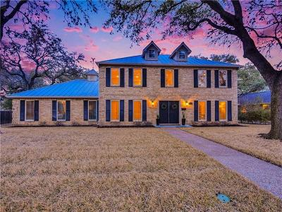 Austin Single Family Home For Sale: 3804 Greystone Dr