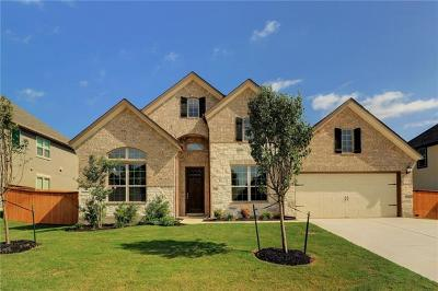 Leander Single Family Home For Sale: 4409 Tanglewood Dr