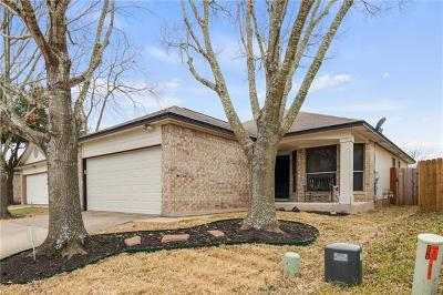 Pflugerville Single Family Home For Sale: 21310 Derby Day Ave