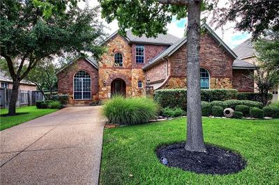 Round Rock Single Family Home Pending - Taking Backups: 1303 Ridgefield Loop