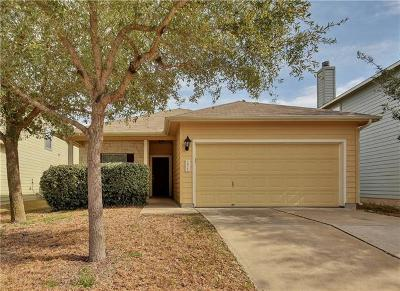 Hays County, Travis County, Williamson County Single Family Home For Sale: 3825 Yarborough Ave