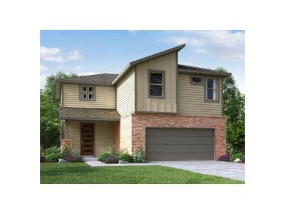 Single Family Home For Sale: 3621 Talladega Trce